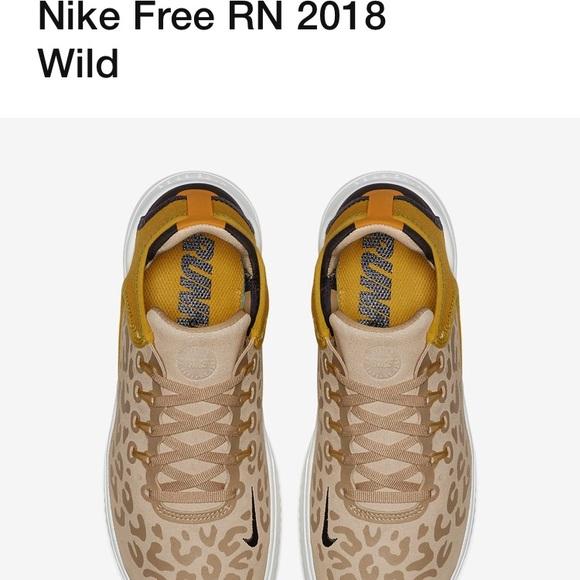 Nike Free Run Wild 28 Running Shoe